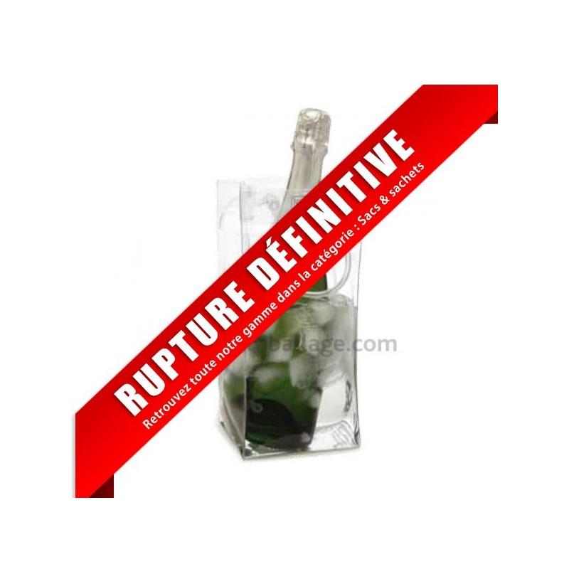 Vente sac bouteille plastique transparent ice bag pas cher - Ice bag pas cher ...