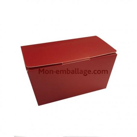 Ballotin rouge 250 gr fermeture a patte - par 10