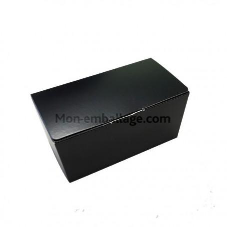 Ballotin noir 250 gr fermeture a patte - par 10