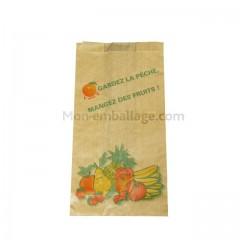 Sac à fruits et légumes 1 kg - par 1000