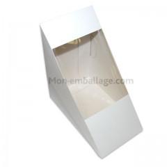 Emballage carton pour sandwich - par 500