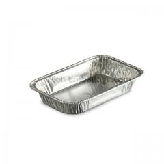 Barquette aluminium 400 ml (PL410) - par 100
