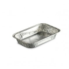Barquette aluminium 400 gr (PL410) - par 100
