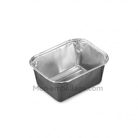 Barquette aluminium 250 ml - par 100