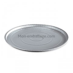 Tourtière aluminium to327 - carton de 100
