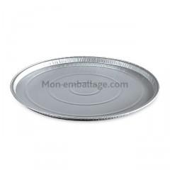 Tourtière aluminium 880 ml TO327 - par 100