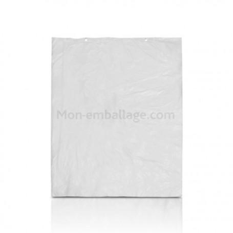 Format liasse 50 cm x 65 cm 10 microns transparent - carton de 5000