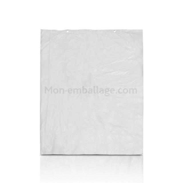 Feuille liasse 50 x 65 cm 10 microns transparente - par 5000