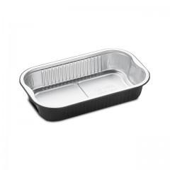 Barquettes aluminium noir READY2COOK 960 ml - par 160