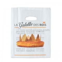 Sac galette ingraissable EPIPHANIE 23 x 3 x 29 cm - par 100