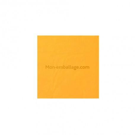 Serviette jetable céli-ouate 38 x 38 cm rouge - par 50