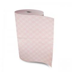 Papier thermoscellable quadrillé 60 g/m² en bobine de 50 cm - par 12.5 kg
