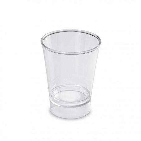 Verrine transparente 13 cl effet cristal - par 30