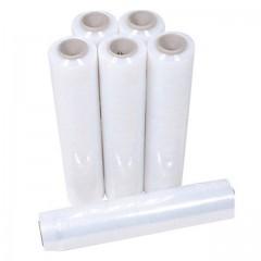 Rouleau film plastique pour palette 17 microns transparent - par 6