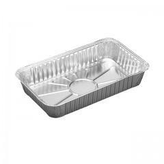 Plat aluminium 1000 ml (A2315) - par 100