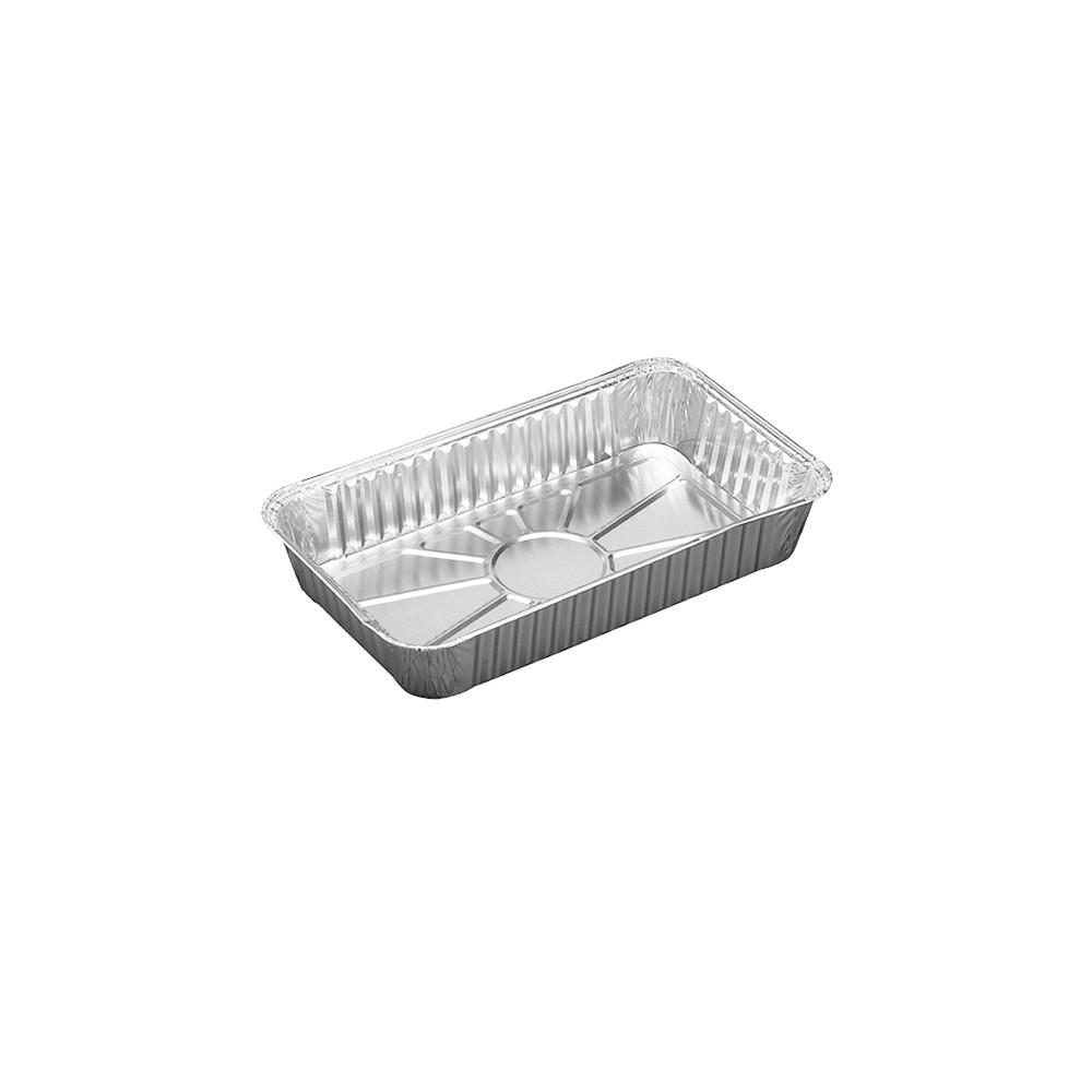 Plat Aluminium 1000 Ml A2315 Par 100
