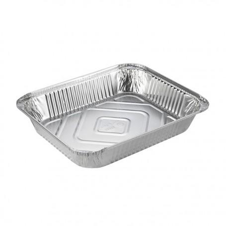 Plat aluminium refermable 3500 ml - par 300