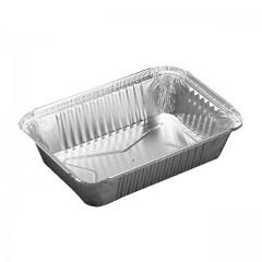 Plat aluminium fermable 1 kg - carton de 100
