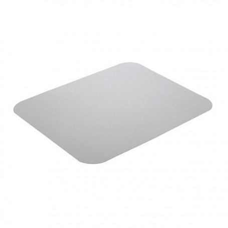 Opercule C02400 pour plat aluminium fermable 2,4 et 3,6 kg - carton de 150