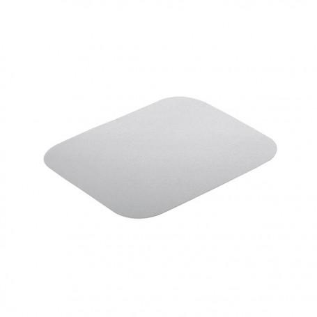 Opercule C01100 pour plat aluminium fermable 1 kg - carton de 400