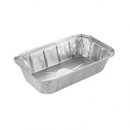 Plat aluminium refermable 1500 ml (BO1500) - par 100