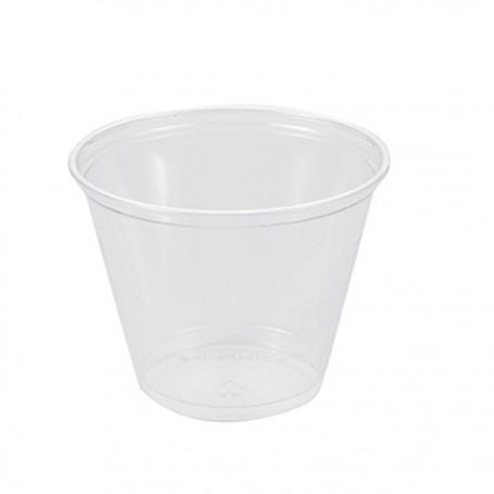 Pot à sauce plastique 26 cl
