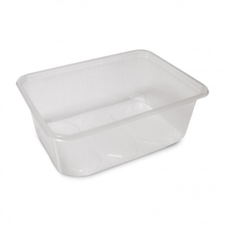 Barquette plastique scellable transparente CELOTOP 1000 ml - par 300