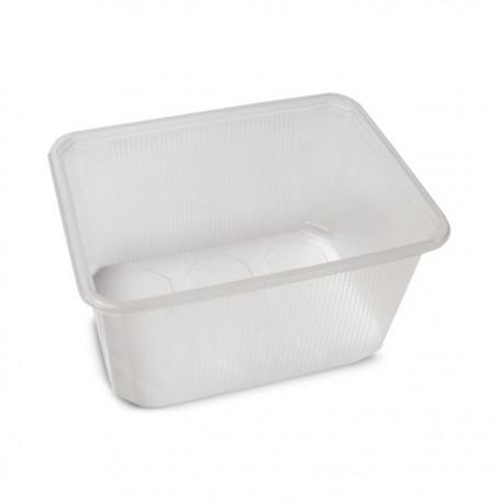 Barquette plastique scellable transparente CELOTOP 1500 ml - par 300