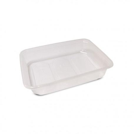 Barquette plastique scellable transparente CELOTOP 500 ml - par 300