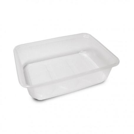 Barquette plastique scellable transparente CELOTOP 750 ml - par 300