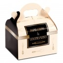 Boîte pâtissière avec poignée 20 x 18 x 7 cm décor INSPIRATION - par 50