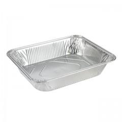 Plats aluminium 3,5 kg - carton de 200