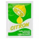 Rince-doigts rafraîchissant citron 6x8 cm- par 500
