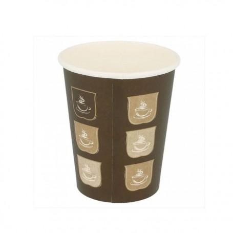 Gobelet carton boissons chaudes 18 cl - par 50