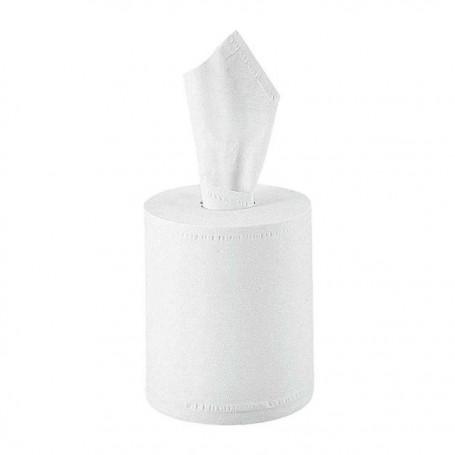 Rouleau essuie-main à double feuilles pour dévidoir central - paquet de 6