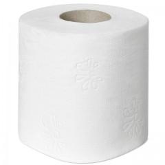 Rouleaux de papier toilette blanc - par 6