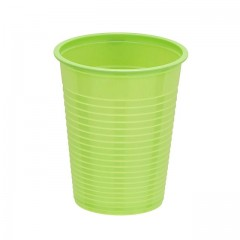 Gobelet vert anis 20 cl - par 10