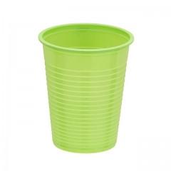 Gobelet vert anis 200 ml - par 10