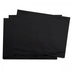 Papier paraffiné 1 face noir 50 g/m² 33 x 50 cm - par 10 kg