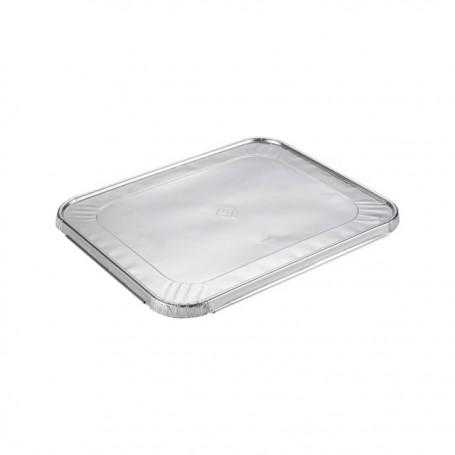 Couvercle pour plat aluminium 3500 ml - par 10
