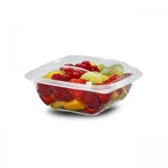 Boite à salade crudipack 250 ml transparente - par 720