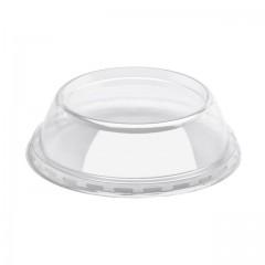 Couvercle cristal dôme Servipack pour pots 200, 270, 300 et 400 ml - par 1600