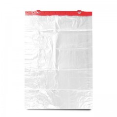 Feuilles liassées transparentes spécial cuisson PEBD 80 x 60 cm - par 1000