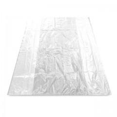 Housse de protection transparente en rouleau 78,5 x 34 x 185 cm - par 200