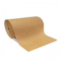 Papier paraffiné 1 face brun parakraft 40 g/m² en bobine de 50 cm - par 10 kg