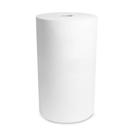 Papier enduit blanc 50 gr 33 cm - rouleau de 10 kg