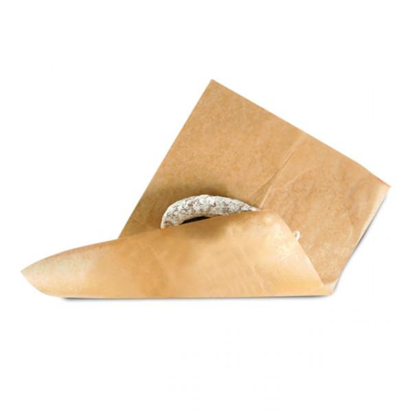 Papier paraffiné 1 face brun parakraft 40 g/m² 25 x 33 cm - par 10 kg
