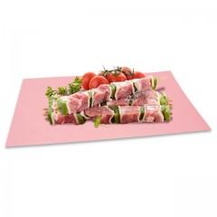 Papier paraffiné 1 face rose endurose 50 g/m² 25 x 33 cm - par 10 kg