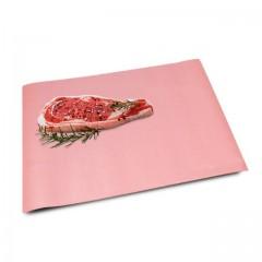 Papier paraffiné 2 faces rose paraffiné 60 g/m² 50 x 66 cm - par 10 kg