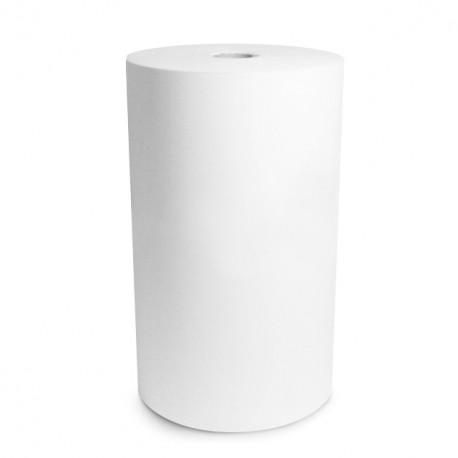 Papier enduit blanc en bobinot de 50 cm - rouleau de 12 kg